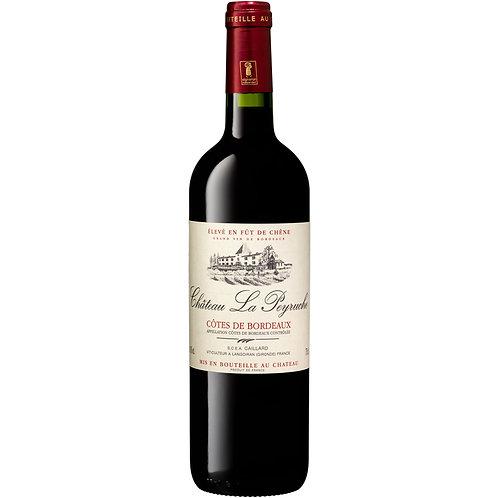 Côtes de Bordeaux Rouge - Fût de Chêne 2015