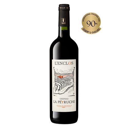 Côtes de Bordeaux Rouge - L'Enclos 2017