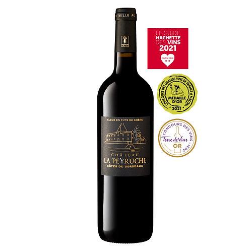 Côtes de Bordeaux Rouge - Fût de Chêne 2018