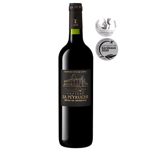 Côtes de Bordeaux Rouge - Fût de Chêne 2017