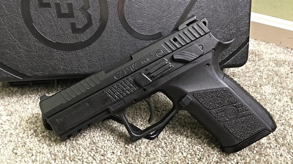 CZ P-07 9mm Para