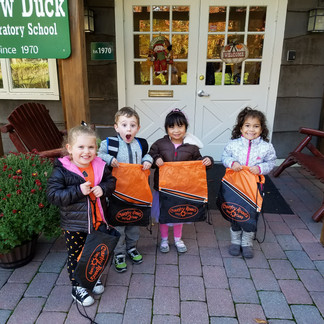 Trick or Treat at Aftercare