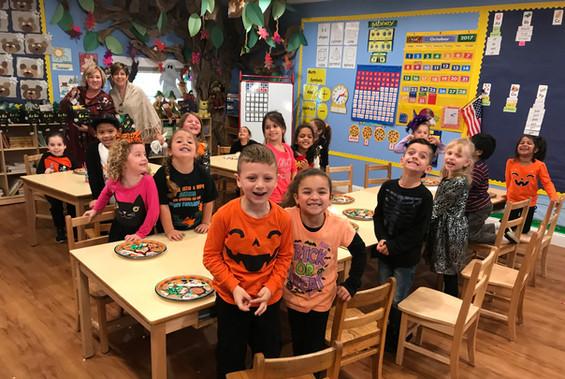 We Love Kindergarten!