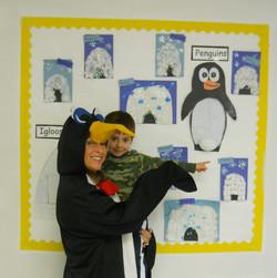 Penguin Visit