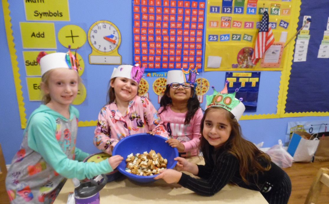 100 day PJ Party