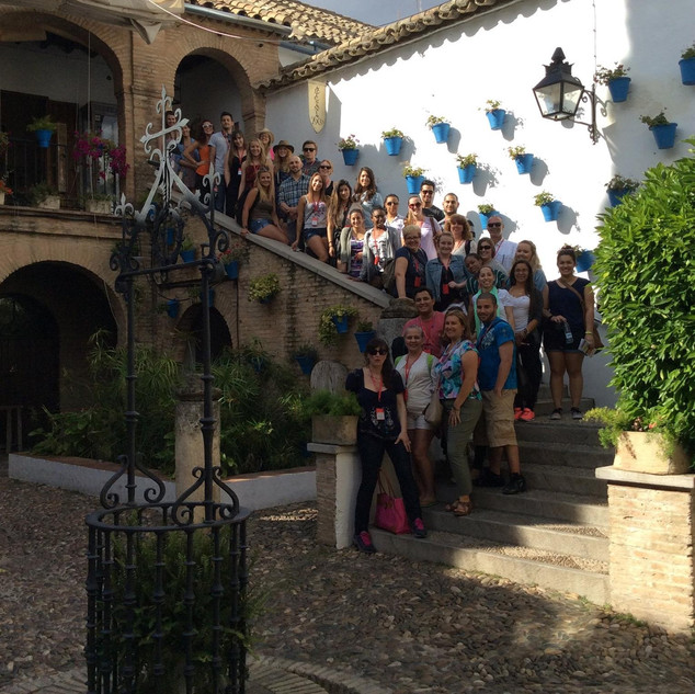 Study Abroad in Spain 2014