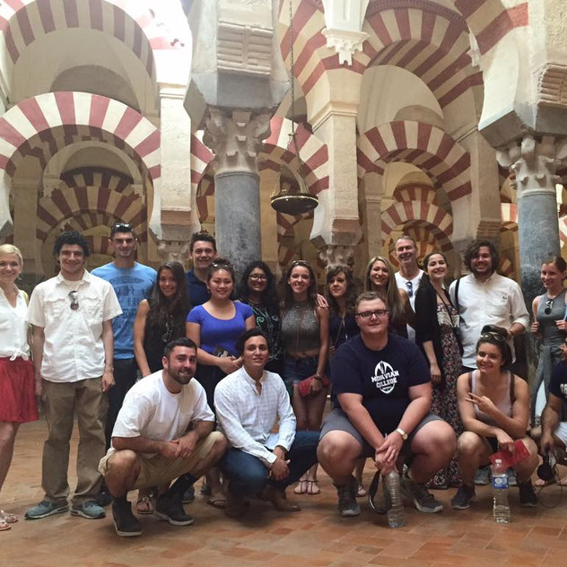 Study Abroad in Spain 2015