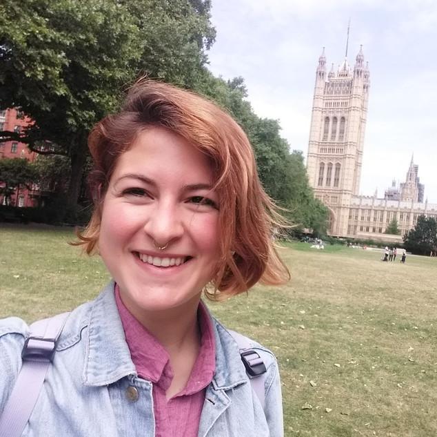 Kaila in London