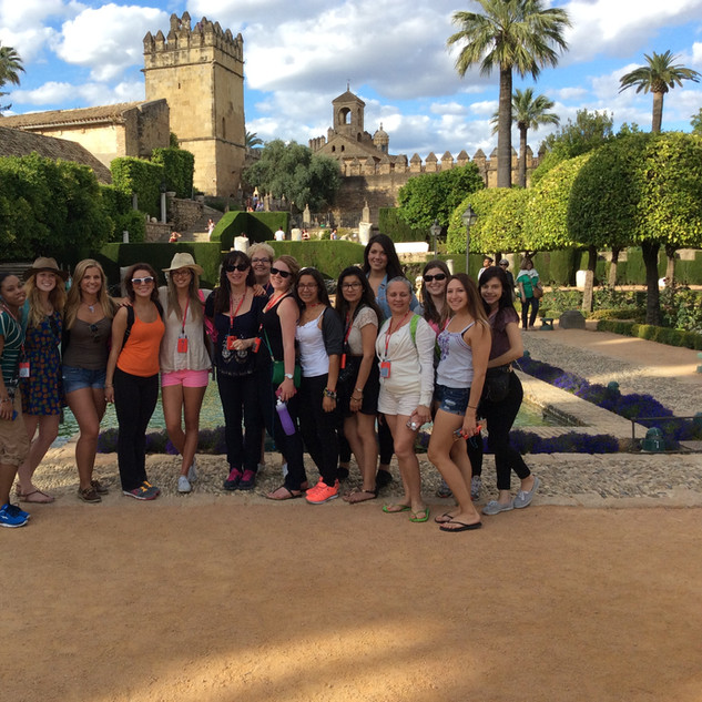 Study Abraod in Spain 2015