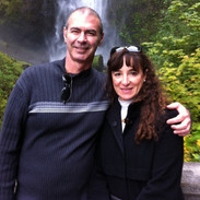 Esther and me in Portland Oregan