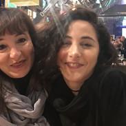 Esther and Karina