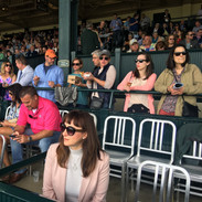 Esther at the Kentucky Derby