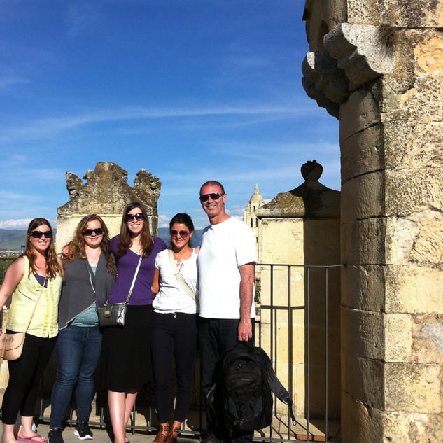 Study Abroad in Spain 2013