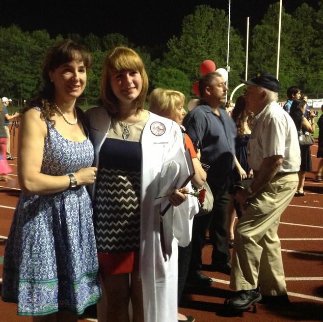 Kaila's High School Graduation