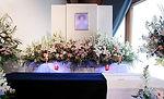 お葬式 花祭壇 式場