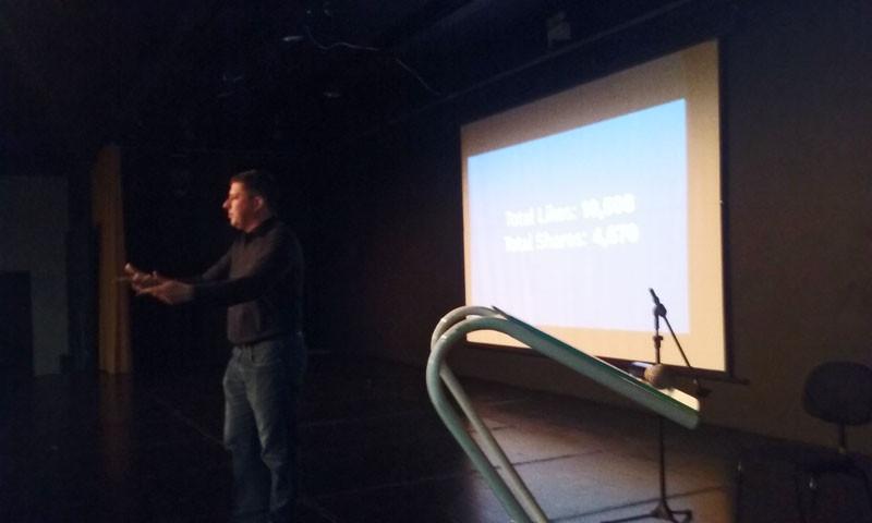 evento palestra