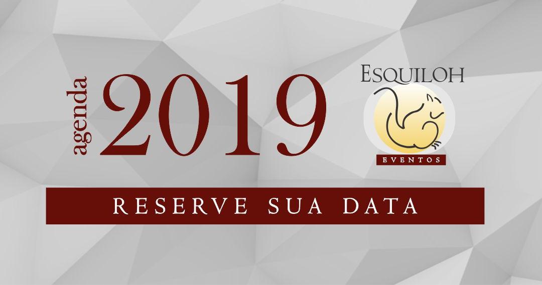 agendamentos 2019