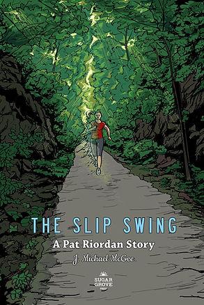 Slip Swing A Pat Riordan Story Book 2