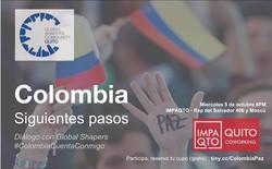 Colombia siguientes pasos