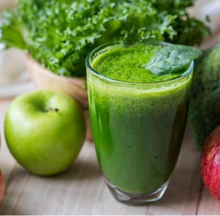 5 datos que debes saber sobre los jugos verdes