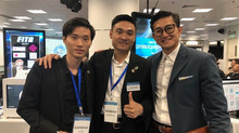 We are in Hong Kong Retail Innovation Day 2018!!