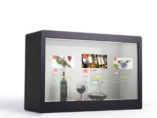 透明顯示器的應用和趨勢