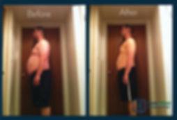 Jake weight loss
