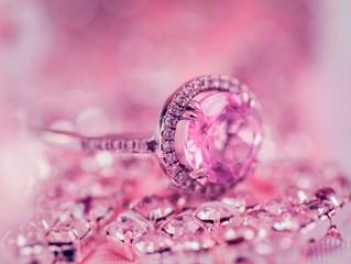 Pink DiamondEngagement Rings