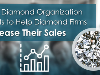 Diamond Firms Increase Sales