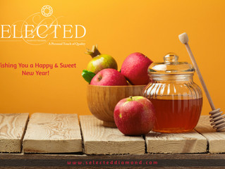 Wishing You A Happy Rosh Hashana!
