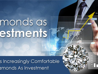 Diamonds as Investments