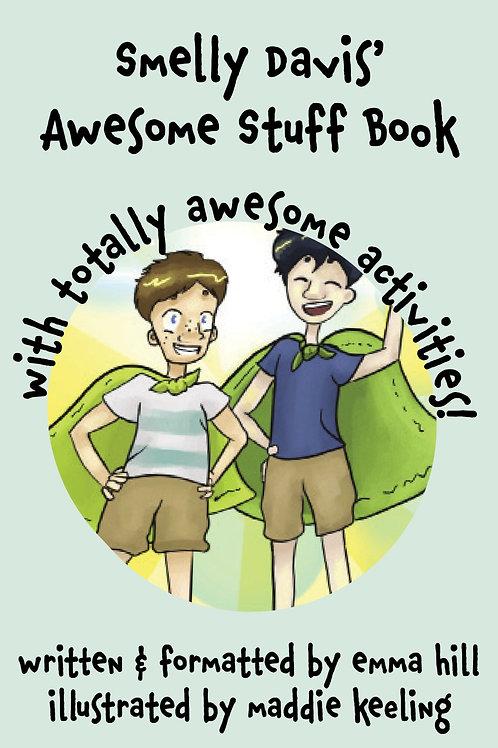 Smelly Davis' Awesome Stuff Book