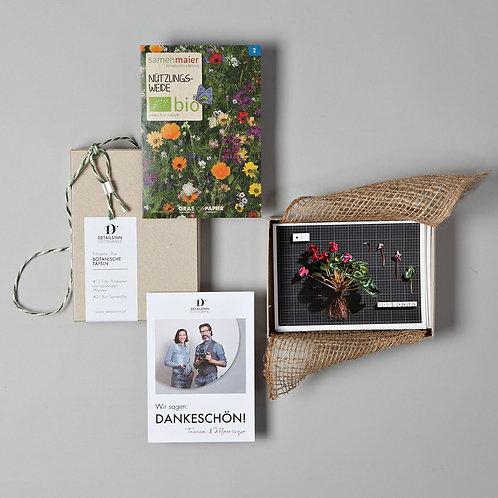 Botanische Tafel- Box