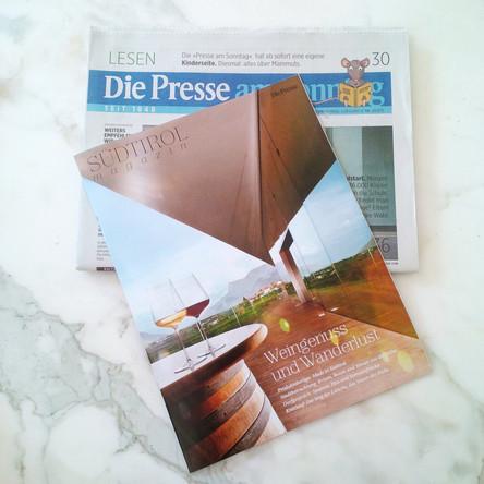 Südtirol Magazin