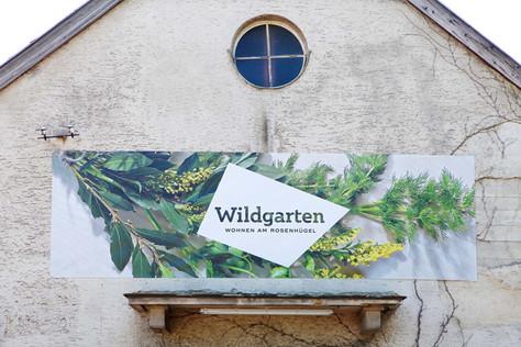 Wildgarten Plakat