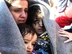 Umanitar: centre ONU pentru minori refugiati si familii destramate