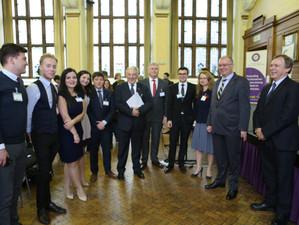 A noua editie a Conferintei studentilor, profesorilor si cercetatorilor romani din Marea Britanie, U