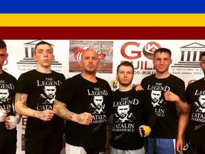 Zmărăndescu Sports Academy: Ionuț Nichita, un sportiv român din Suceava, premiat la Londra.