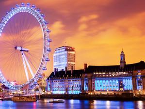London Eye, cel mai inalt punct de observatie din lume
