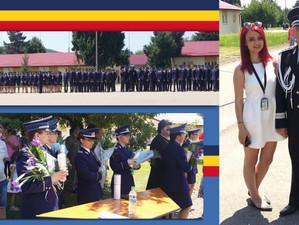 Noua generatie de politisti gata  sa serveasca patria