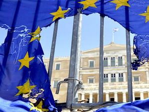 """Grecia, sustinuta de Germania, """"lapidata"""" de Austria"""
