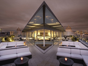 Radio Rooftop, cel mai frumos bar la inaltime din Londra