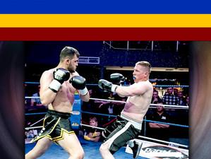 Zmărăndescu Sports Academy: Valentin Mogoș, de neoprit în galele IBA Boxing.