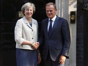 Donald Tusk transmite Mariii Britanii  că este binevenită să rămână în UE