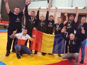 4 sportivi romani medaliati cu aur la Turneul International de lupte libere, organizat in Tara Galil