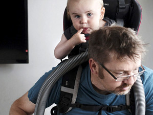 Cat concediu au tatii europeni pentru cresterea copilului