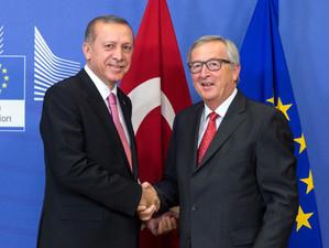 Cei mai mari lideri ai Uniunii Europene se vor întâlni față în față cu președintele Turciei