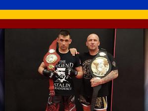 Zmărăndescu Sports Academy: Alexandru Burțilă, câștigă prima centură în gala IBA Boxing.