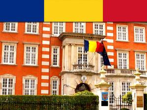 Reprezentanţii Ambasadei României la Londra, l-au felicitat pe cetăţeanul român pentru conduita sa c