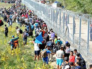 In ciuda UE, Ungaria construieste linii de aparare pe granite impotriva migrantilor